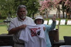 Mark & Debbie T Shirt