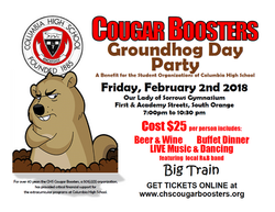 Groundhog Party pic for media
