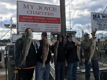 Oct 24 Fishing Report