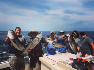 July 20 Fishing Report