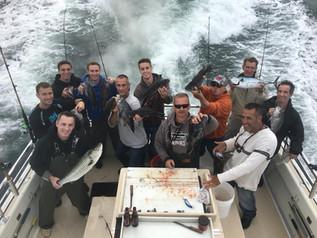 Nov 3 Fishing Report