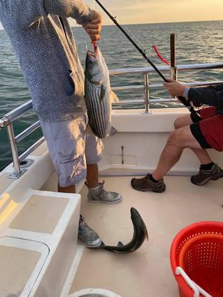 Oct 7 Fishing Report