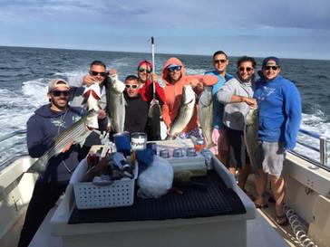 June 2- Fishing Report