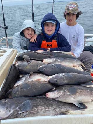 Oct 23 Fishing Report