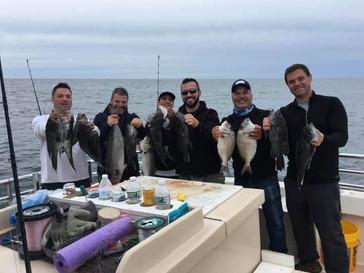Oct 20 Fishing Report