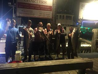 July 27 Fishing Report