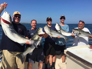 July 22 Fishing Report