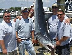 Montauk Shark Tournament