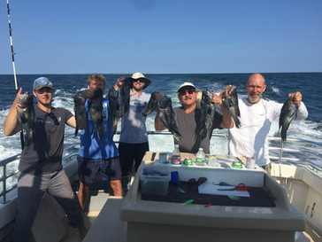 August 26 Fishing Report