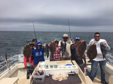August 1 Fishing Report