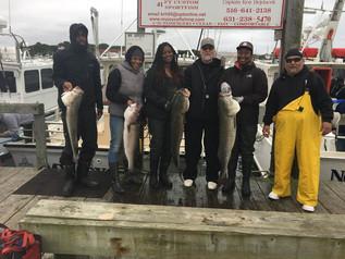 Oct 8 Fishing Report