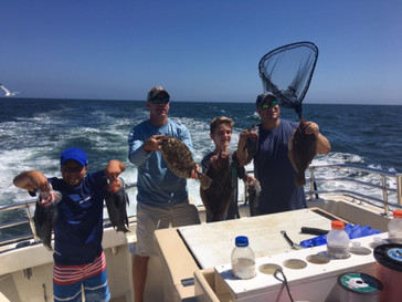 August 2 Fishing Report