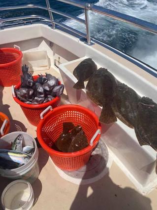 Aug 9 Weekly Fishing Report