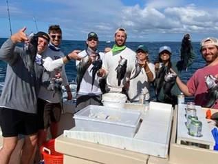 July 15 Fishing Report