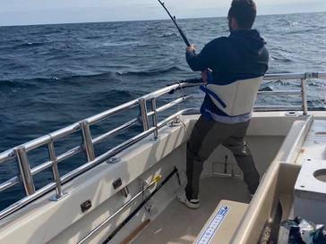 Oct 12 Fishing Report