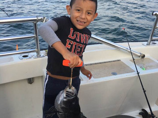 Sept 16 Fishing Report