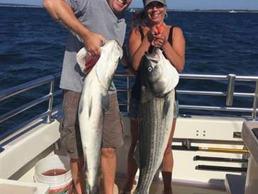 Aug 20 Fishing Report