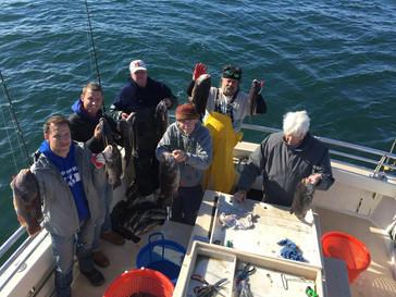 Nov 15 Fishing Report