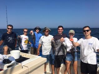 July 28 Fishing Report