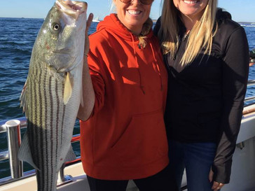 Oct 21 Fishing Report