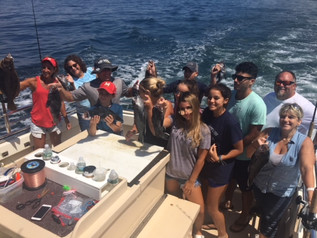 July 31 Fishing Report