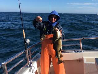 Nov 27 Fishing Report