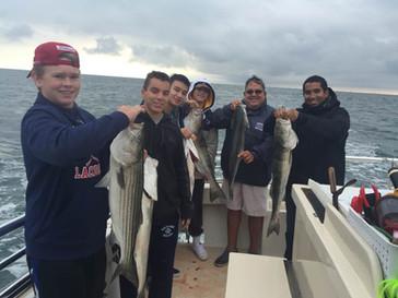 Oct 3- Fishing Report