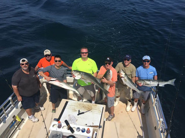 August 10 Fishing Report