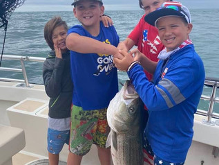 June 30 Fishing Report