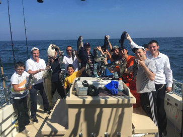 August 9 Fishing Report