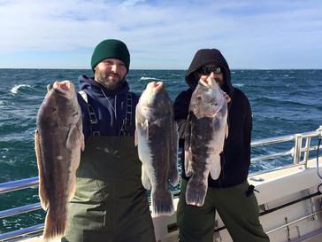 Nov 27- Fishing Report
