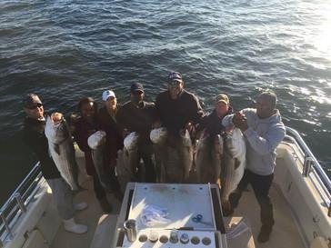 Oct 19 Fishing Report