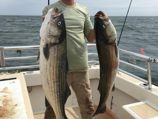 Weekly Fishing Report 9/3 to 9/8