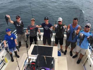 July 22 Fishing Report