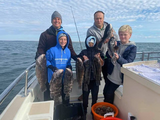 Nov 15 Fishing Report