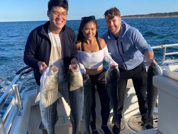 Oct 9 PM Fishing Report