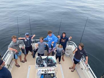 Aug 4 Fishing Report