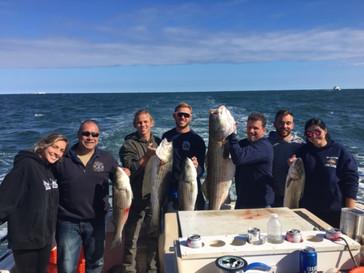 Oct 5 Fishing Report