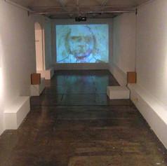 Projection_video still 2005