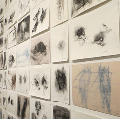 Drawings installed 2013