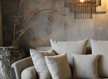 La peinture à la chaux : du naturel pour vos murs et bien plus