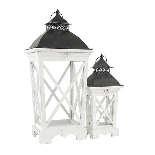 Lanterne blanche (grand modèle)