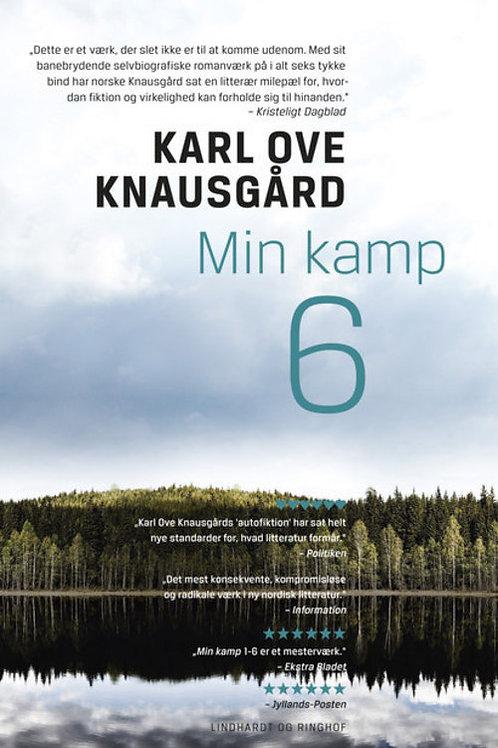 Karl Ove Knausgård, Min kamp 6