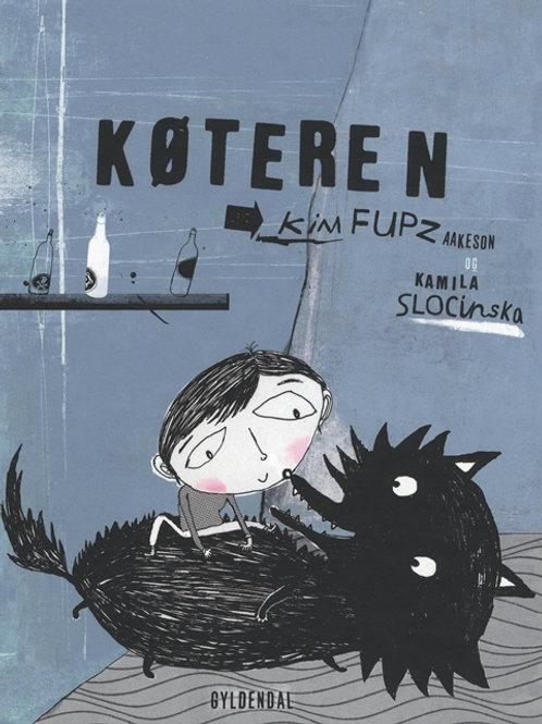 Kim Fupz Aakeson;Kamila Slocinska, Køteren