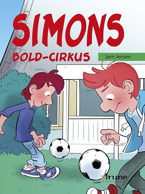 Jørn Jensen, Simons bold-cirkus