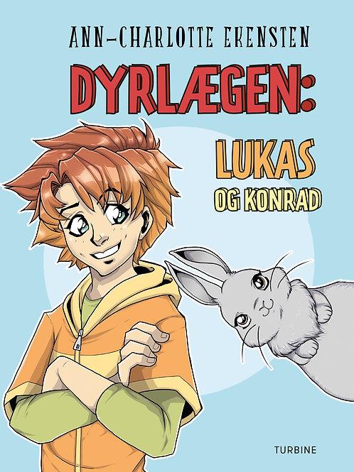 Ann-Charlotte Ekensten, Dyrlægen: Lukas og Konrad