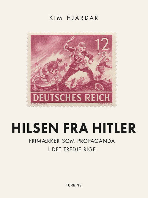 Kim Hjardar, Hilsen fra Hitler