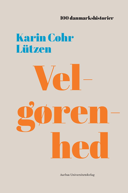 Karin Cohr Lützen, Velgørenhed