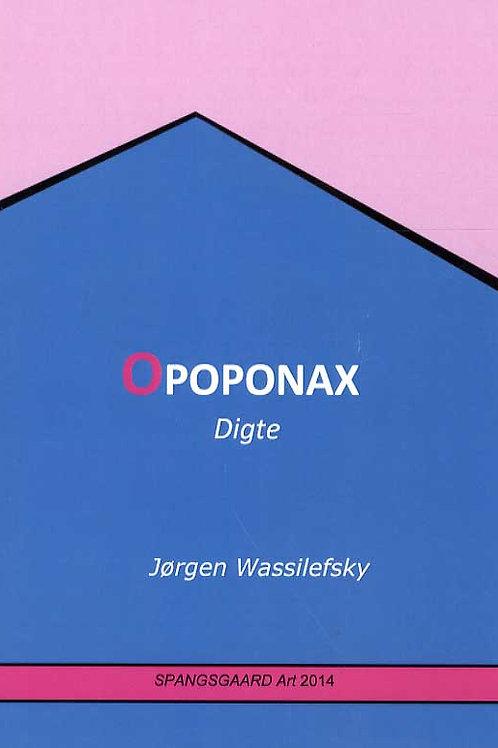 Jørgen Wassilefsky, Opoponax