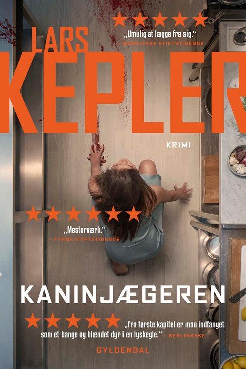 Lars Kepler, Kaninjægeren
